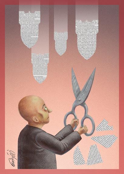 Top 25 Cartoon-Javad Takjoo - Iran
