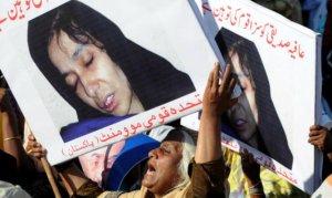 Protestas-Karachi-libaracion-Aafia-Siddiqui