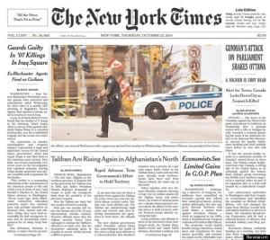 o-NEW-YORK-TIMES-OTTAWA-SHOOTING-570