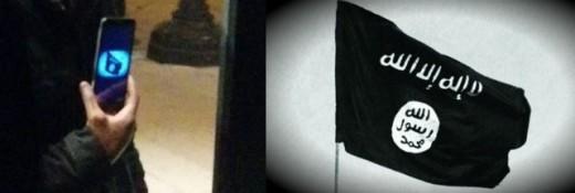 isisflag-antitrump-protestor